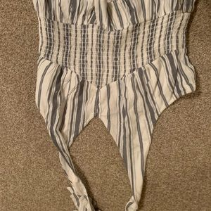 American Eagle Outfitters Tops - halter tank